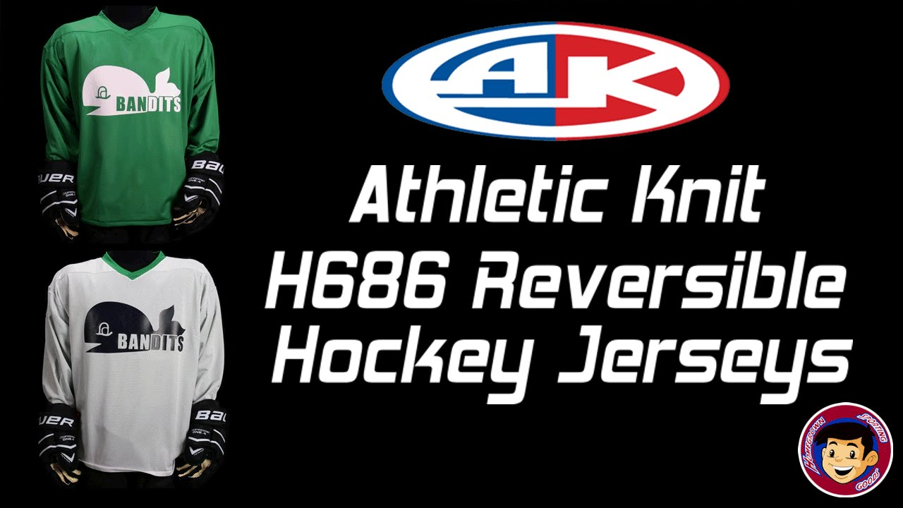 Athletic Knit H686 Reversible Hockey Jerseys - Homegrown Sporting Goods - You...