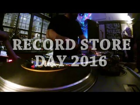 Record Store Day 2016 - Eastbourne
