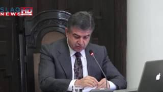 Slaq am Վարչապետը մի շարք հանձնարարականներ է տվել հանրապետական գործադիր մարմինների ղեկավարներին