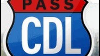 CDL CLASS B PRE-TRIP INSPECTION