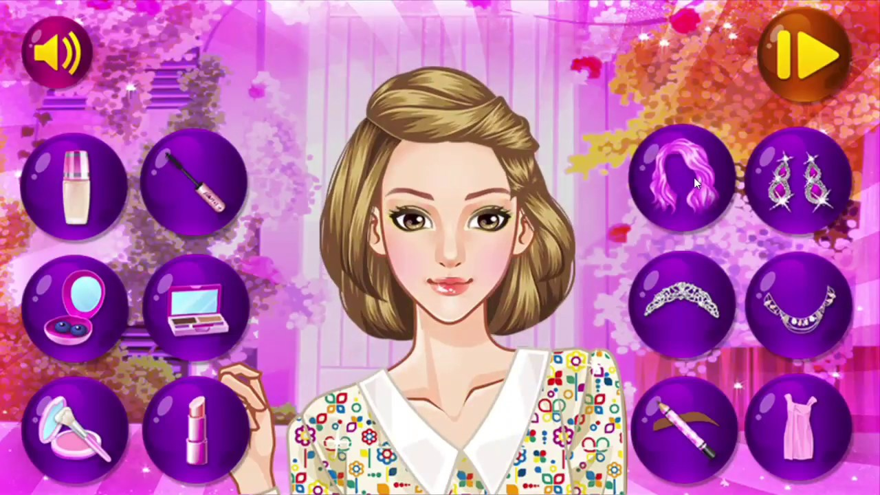 Makeover Games For Girlsstylist Girlmake Me Gorgeous -9411