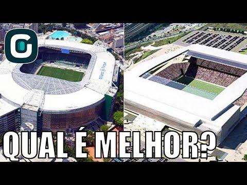 Programa Completo (13/02/18) Arena Corinthians x Allianz Parque, qual o melhor estádio?