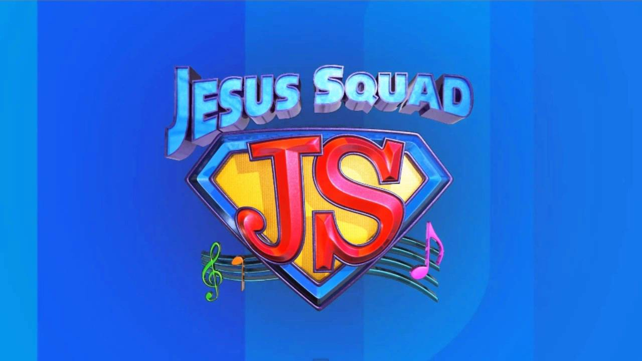 My Superhero Jesus Squad Youtube