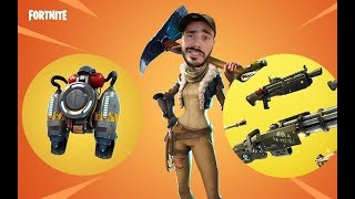 [FR/LIVE/FACECAM] Fortnite - Jetpack Cheat or Not? [DO TA PUB]