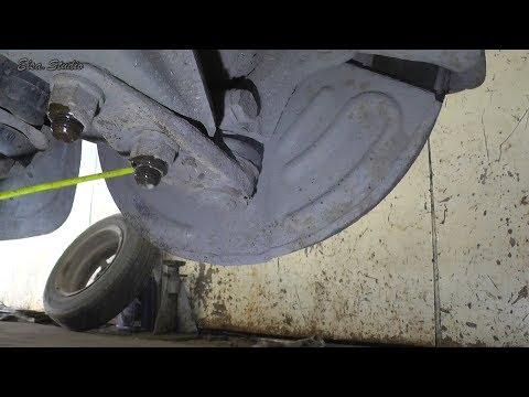 Замена шаровой опоры Renault Kangoo