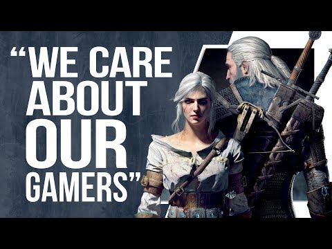 THIS is CD Projekt's view on Loot Boxes
