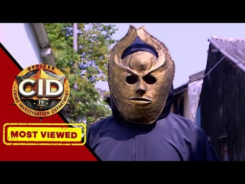 Best of CID - The Giant With a Golden Mask