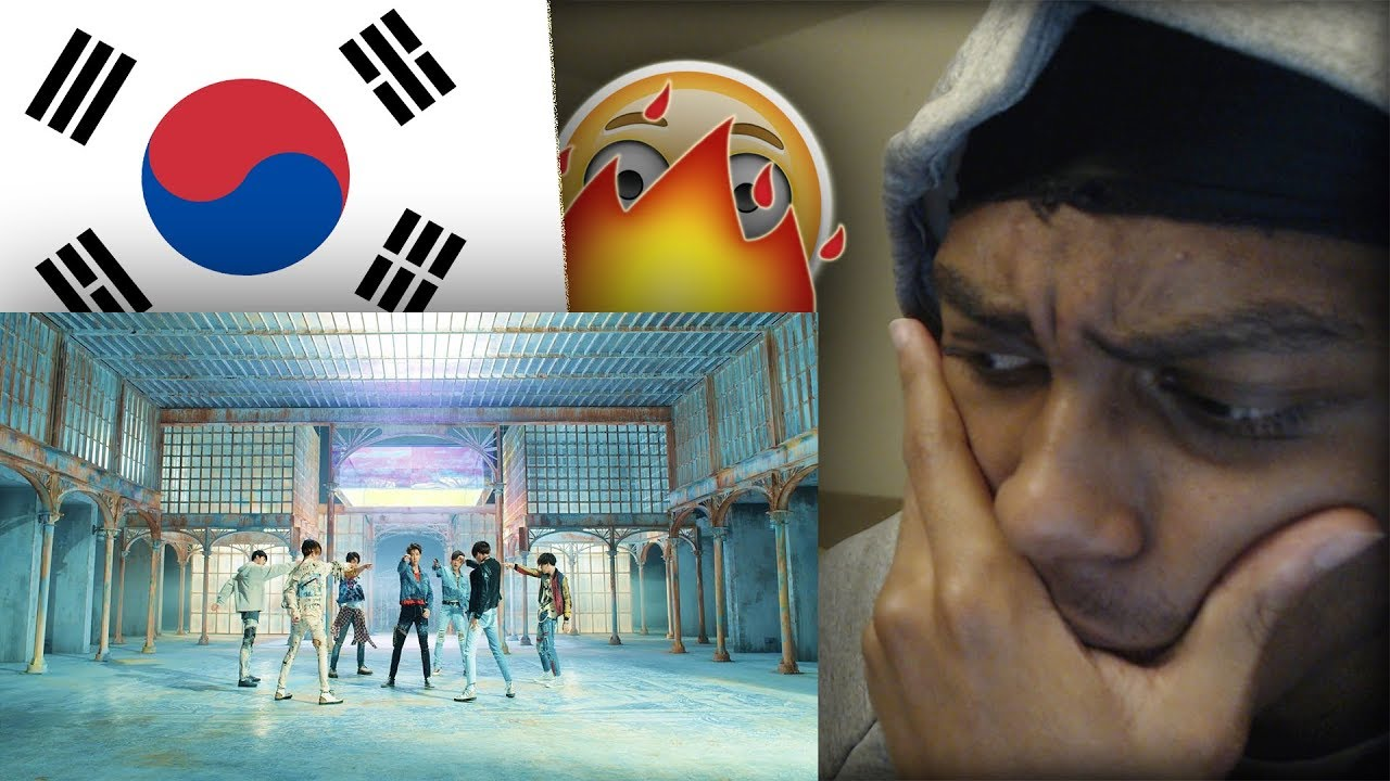 Non Kpop Fan First Reaction To Bts Ft Fake Love Mic Drop Dna More