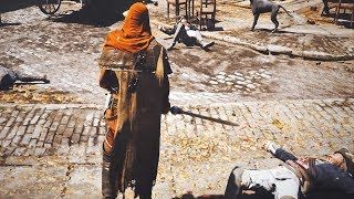 Assassin's Creed Unity - Viking Assassin - Brutal Combat & Free Roam Gameplay - PC RTX 2080