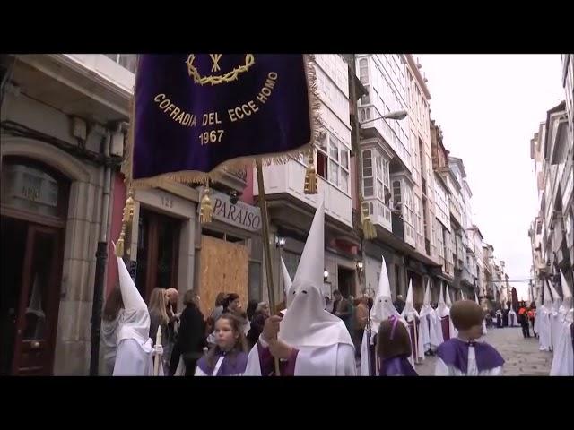 Caminando en Soledad - Vídeo Promocional Cofradía de la Soledad de Ferrol