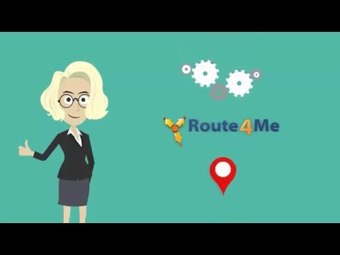 [2of8] Route4Me - Synchronize Your Route Planning With Your Mobile Phone