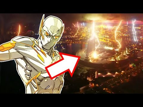 Speedforce Storm Explained! Who is Godspeed? - The Flash Season 4