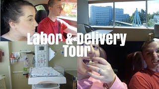 Download lagu LABOR & DELIVERY TOUR! | Preparing for Labor & Baby's Natural Hospital Birth