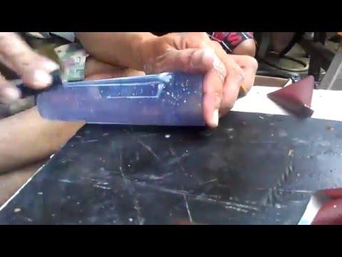 RESIN AKRILIK - Finishing Dan Polishing