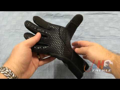 Stormr Cast Neoprene Fishing Gloves | J&H Tackle