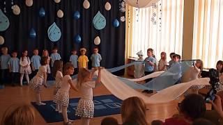 Празник на водата - група Шарена дъга, ОДЗ Жива вода, 6.4.2017