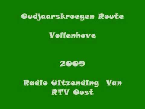 oudjaarskroegen Route Vollenhove 2009 (radio uitzending)