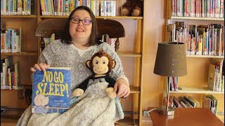 Bedtime Story Time: No Go Sleep with Heather