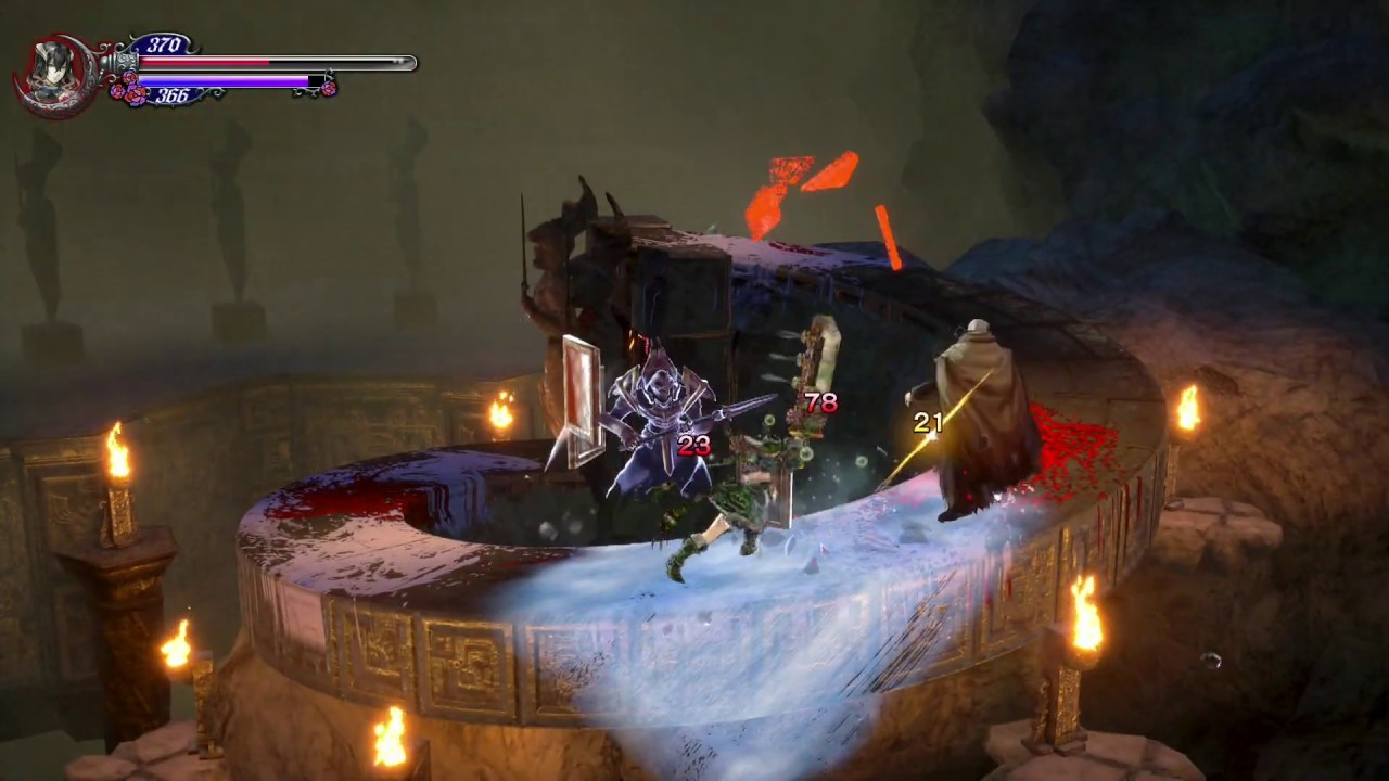 Bloodstained Walkthrough Ritual Of The Night - Desain