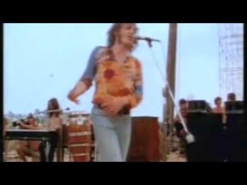Joe Cocker - Let's Go Get Stoned - Live Woodstock 1969