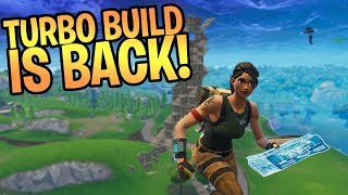 HOW TO GET TURBO BUILD BACK IN FORTNITE!