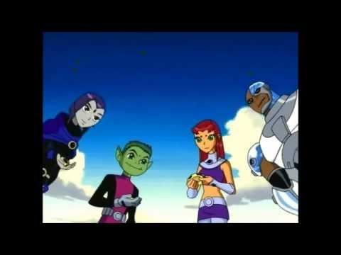 18 Teen Titans