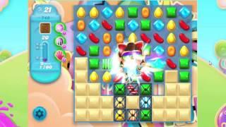 Candy Crush Soda Saga Level 748, Done! ★★★
