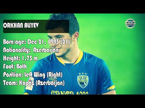 Orkhan Aliyev ● Young Talent ●  Kapaz PFK | 2016/2017 HD by Az Scout
