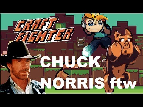 Craft Fighter - Chuck Norris FTW!