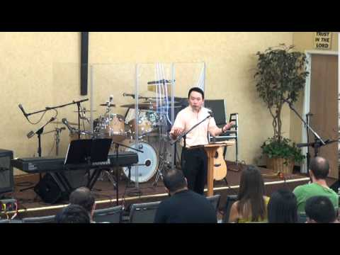 2013.09.15 - Pastor Chris Wu - Sunday Sermon