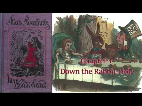 Alice's Adventures in Wonderland [Full Audiobook] by Lewis Carroll