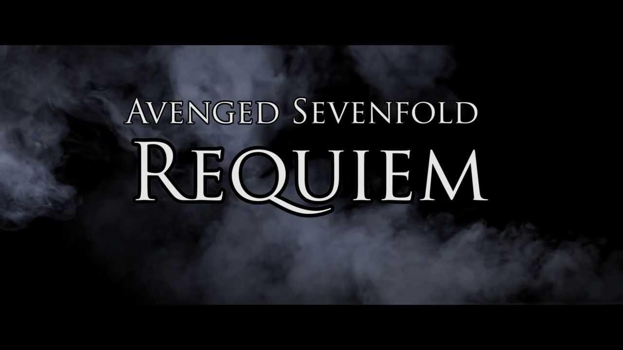 avenged sevenfold requiem fan music video youtube