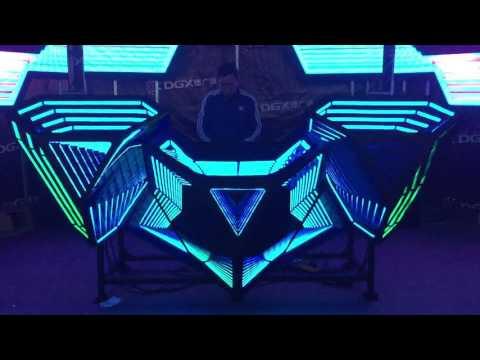 DGX LED Multimedia DJ Counter