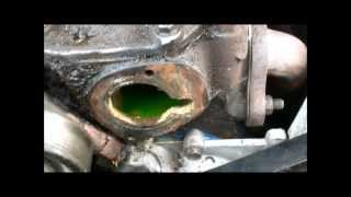 Thermostat Replacement. Overheating fix. Part 1. Jeep
