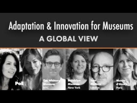 Adaptation & Innovation for Museums - Summary
