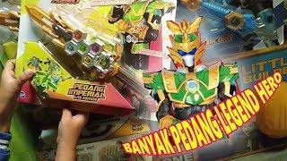 Beli Senjata Legend Hero di Toko Mainan! Ada Banyak WOW!