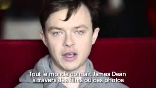 """Dane DeHaan :""""James Dean has always been a role model to me"""""""