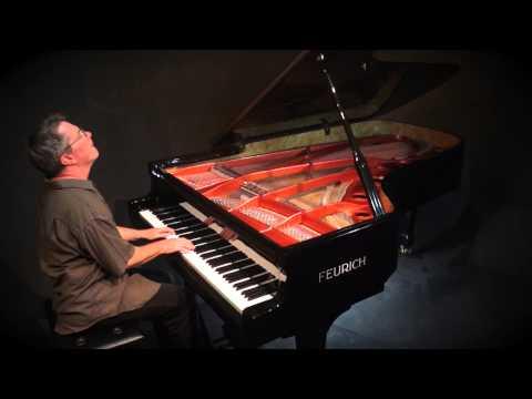 Albeniz 'Asturias' (Leyenda) PIANO SOLO - P. Barton FEURICH HP piano