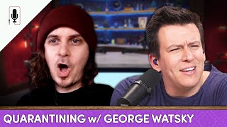 George Watsky Reveals Epilepsy Struggles, & Record Breaking Freestyle | Ep. 33 A Conversation With