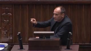 Paweł Kukiz o obniżeniu pensji posłów 10.05.2018