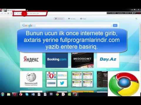 internetden google chrome  indir