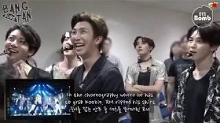 [ENG] 181119 [BANGTAN BOMB] Excuses about destroyed JK's Shirt - BTS (방탄소년단)