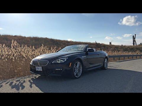 2017 BMW 650i xDrive Convertible - Review