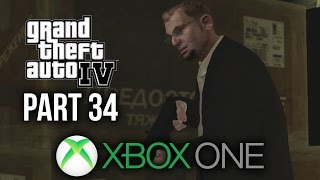 GTA 4 Xbox One Gameplay Walkthrough Part 34 - REVENGE