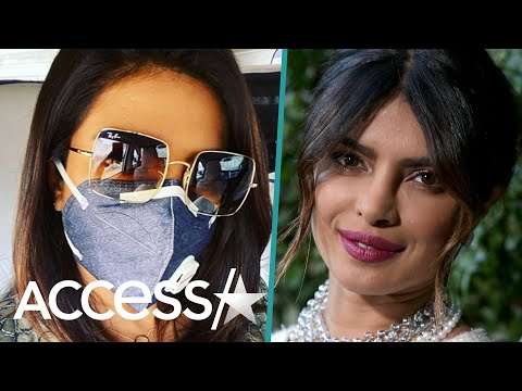 Priyanka Chopra Dons Face Mask And Calls For 'Solutions' Amid Record Smog In India Mp3