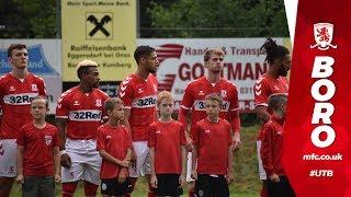 Pre-season | Sturm Graz v Boro Highlights