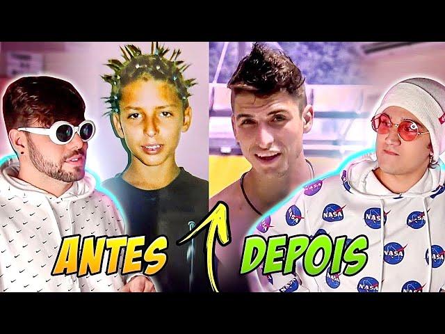 PARTICIPANTES DO BBB 20 ANTES E DEPOIS DA FAMA! (ft. T3ddy)