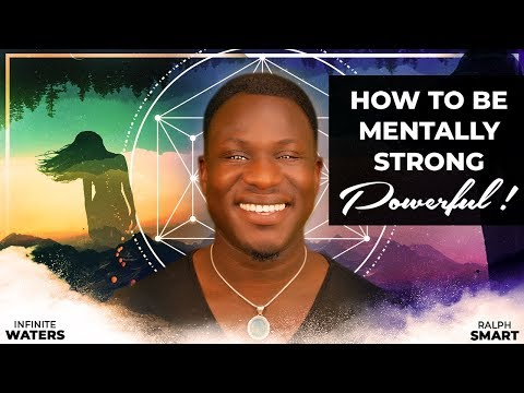 How to Become Mentally Strong INSTANTLY! (Powerful!)