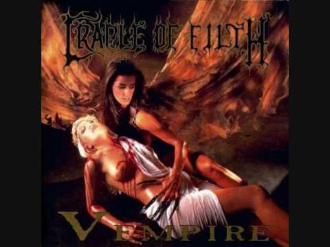 CRADLE OF FILTH ---- THE BLACK GODDESS RISES