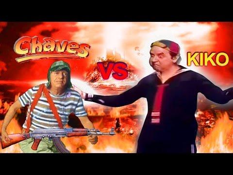 YTPBR - ChEves luta contra KikU para ver se no céu tem pão (+14)